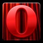متصفح أوبرا 1 رمز