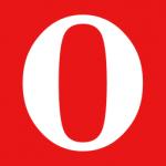 متصفحات الويب رمز مترو الأوبرا
