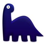 رمز ديناصور