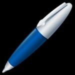 رمز القلم
