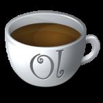 القهوة لتوظيف أيقونة