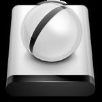 شبكة iDisk أيقونة