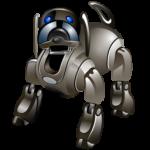 الروبوتية أيقونة الحيوانات الأليفة